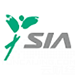 上海机场logo