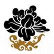 黑牡丹logo
