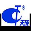 天成自控logo