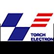 火炬电子logo