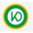 凯迪生态logo