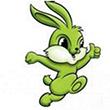 兔宝宝logo