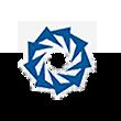 奥维通信logo