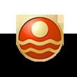 珠江啤酒logo
