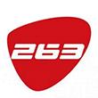 二六三logo