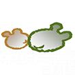 金发拉比logo
