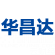华昌达logo